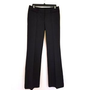 Ann Taylor LOFT Size 0 Julie Trouser Black